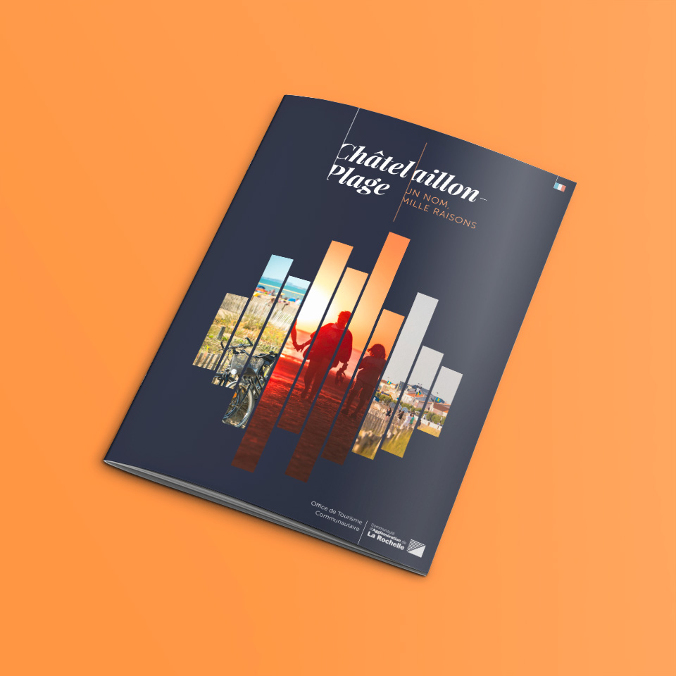 Brochure Touristique Châtelaillon-Plage